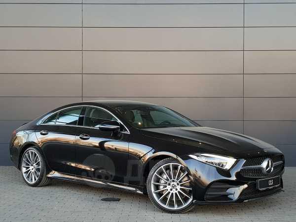 Mercedes-Benz CLS-Class, 2020 год, 6 302 000 руб.