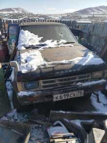 Сретенск Datsun 1991