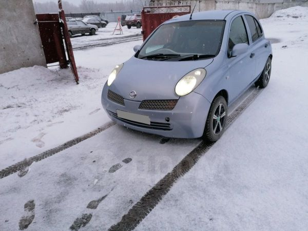 Nissan March, 2004 год, 185 000 руб.