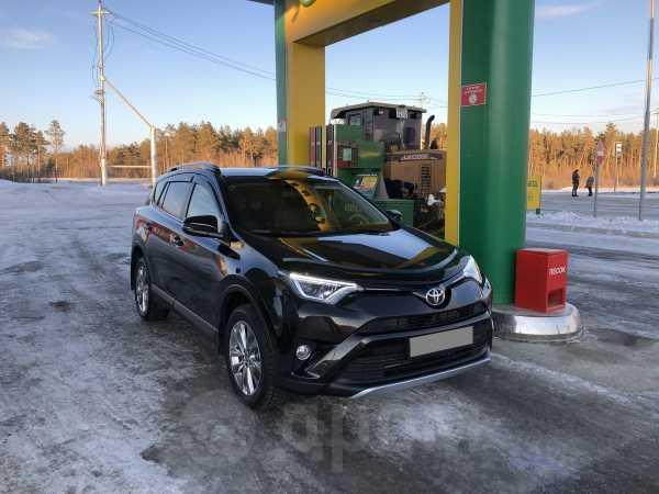 Toyota RAV4, 2016 год, 1 675 000 руб.