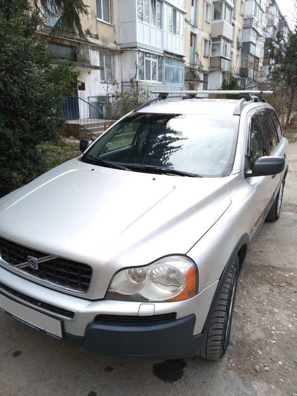 Volvo XC90, 2005 год, 430 000 руб.
