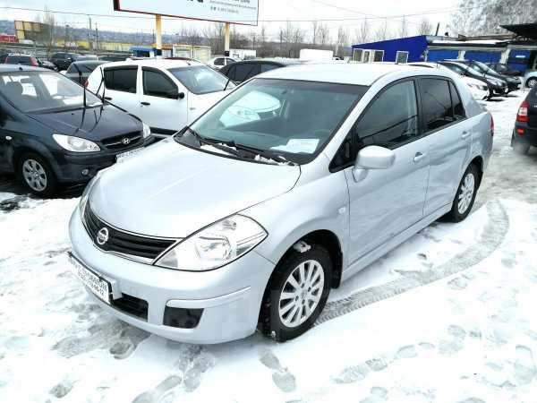 Nissan Tiida, 2013 год, 419 000 руб.