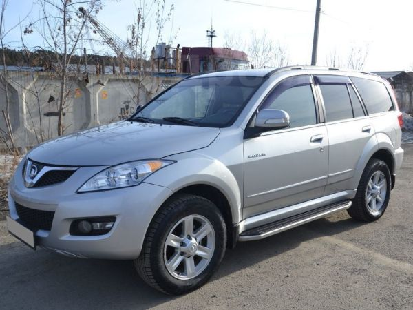 Great Wall Hover H5, 2013 год, 670 000 руб.