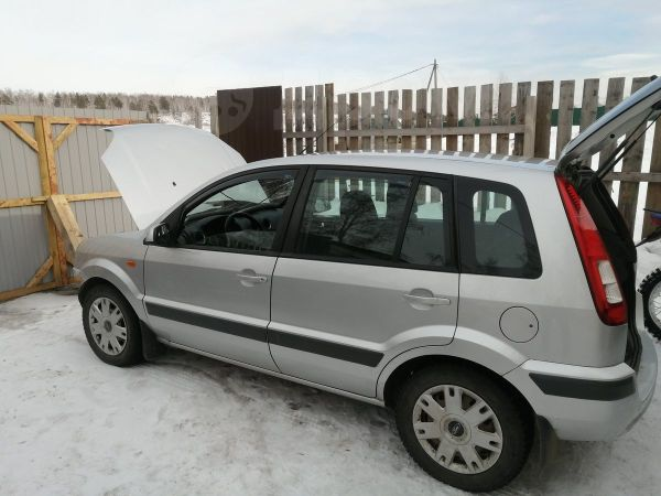 Ford Fusion, 2008 год, 100 000 руб.