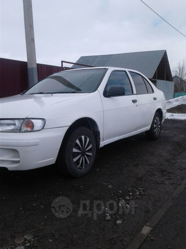 Nissan Pulsar, 1996 год, 105 000 руб.