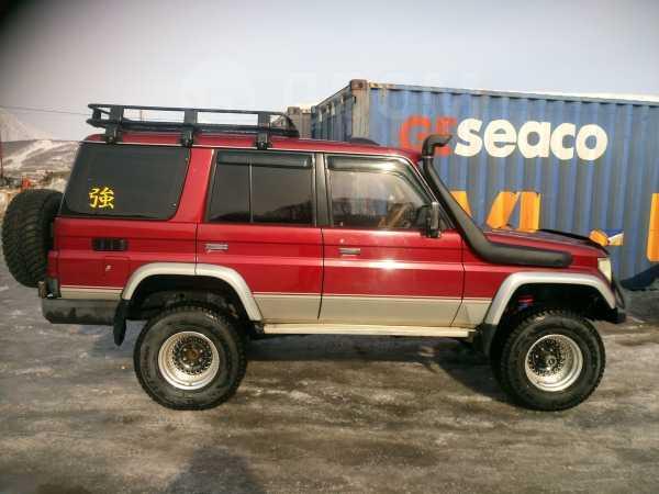 Toyota Land Cruiser Prado, 1995 год, 1 050 000 руб.