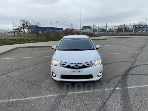 Toyota Corolla Fielder, 2014 год, 790 000 руб.