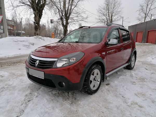 Renault Sandero Stepway, 2011 год, 350 000 руб.