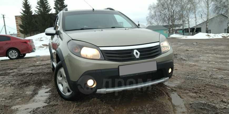 Renault Sandero Stepway, 2012 год, 420 000 руб.
