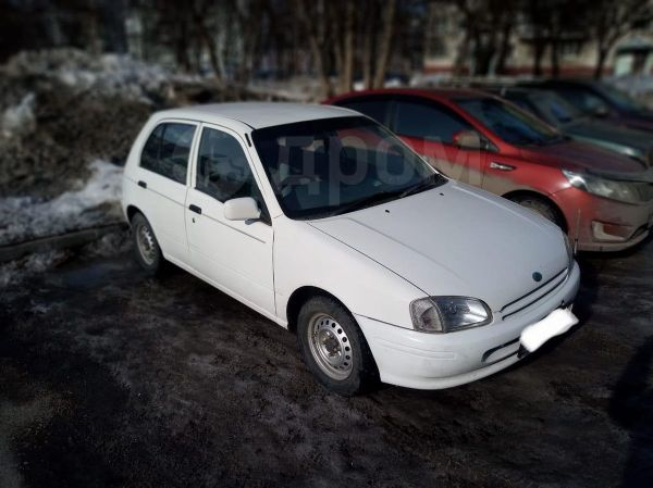 Toyota Starlet, 1997 год, 143 000 руб.