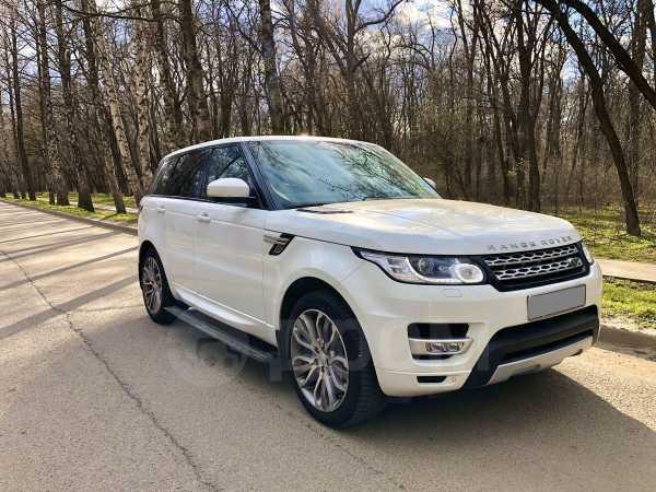 Land Rover Range Rover Sport, 2017 год, 3 490 000 руб.