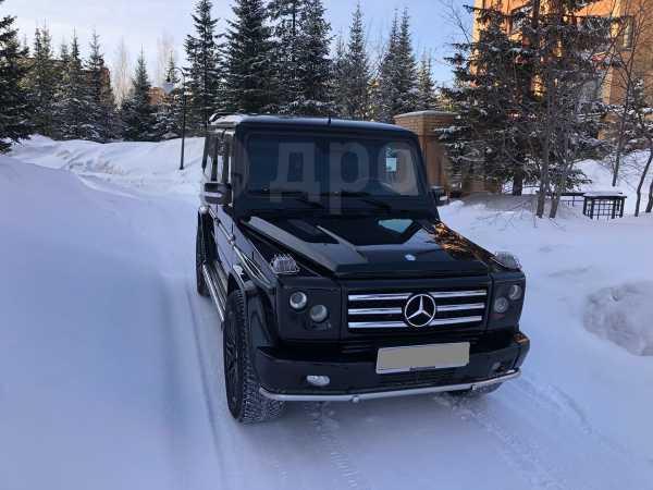Mercedes-Benz G-Class, 2002 год, 1 350 000 руб.