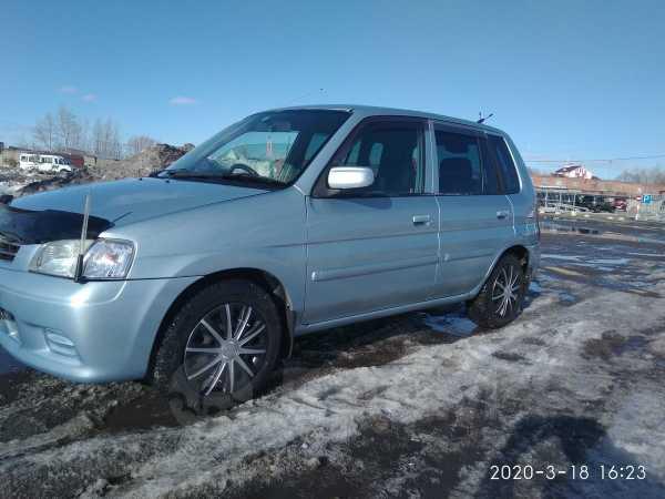 Mazda Demio, 2002 год, 173 000 руб.