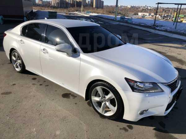 Lexus GS250, 2013 год, 1 505 000 руб.