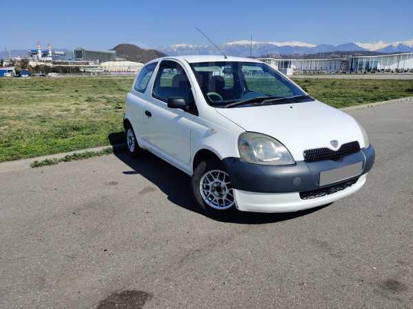 Toyota Vitz, 2000 год, 155 000 руб.