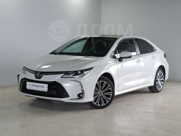 Toyota Corolla, 2019 год, 1 540 000 руб.