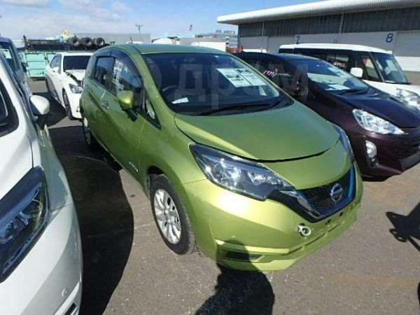 Nissan Note, 2017 год, 867 000 руб.