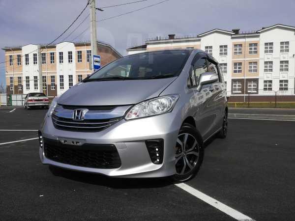 Honda Freed, 2016 год, 844 000 руб.