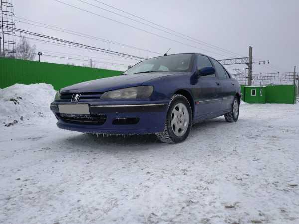 Peugeot 406, 1998 год, 98 000 руб.