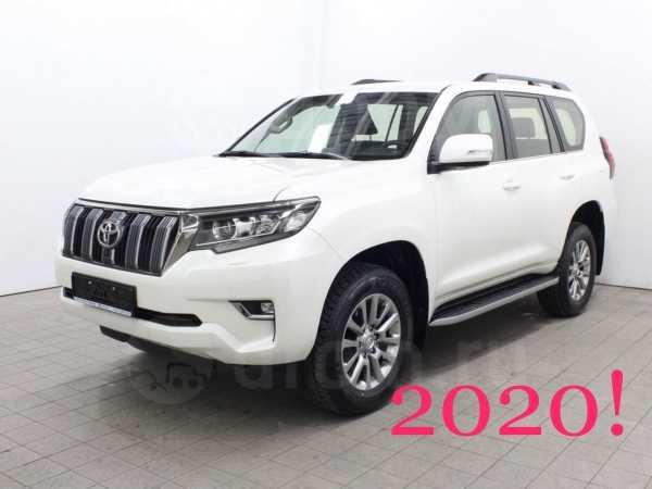Toyota Land Cruiser Prado, 2020 год, 3 999 000 руб.