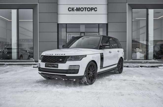 Land Rover Range Rover, 2020 год, 9 392 000 руб.