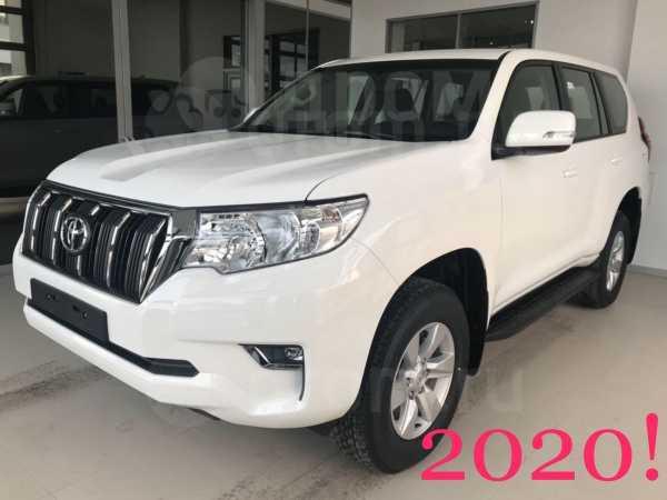 Toyota Land Cruiser Prado, 2020 год, 3 099 000 руб.
