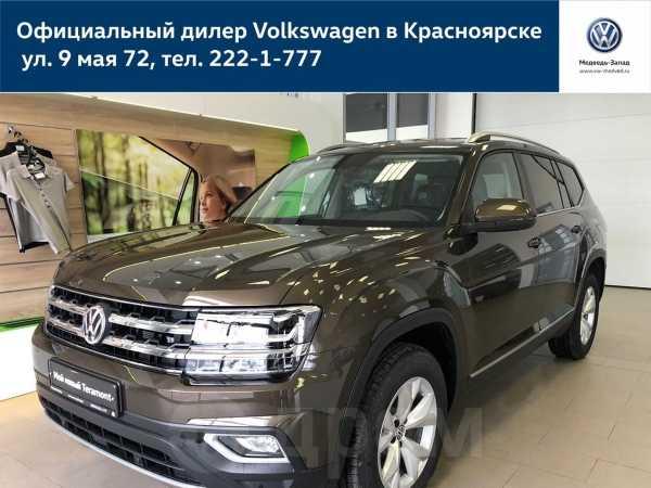 Volkswagen Teramont, 2019 год, 3 713 646 руб.