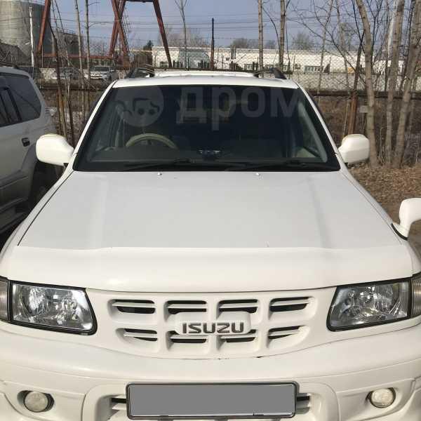 Isuzu Wizard, 2000 год, 470 000 руб.