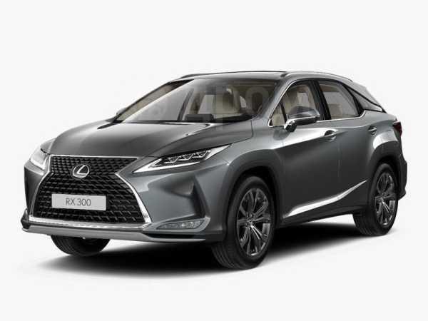 Lexus RX300, 2019 год, 3 848 000 руб.