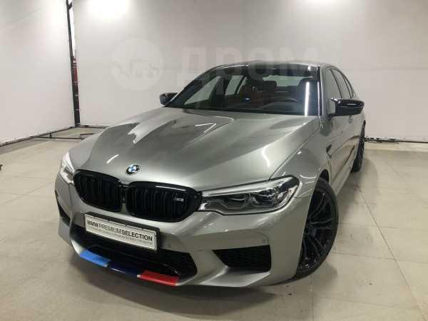 BMW M5, 2019 год, 7 855 000 руб.
