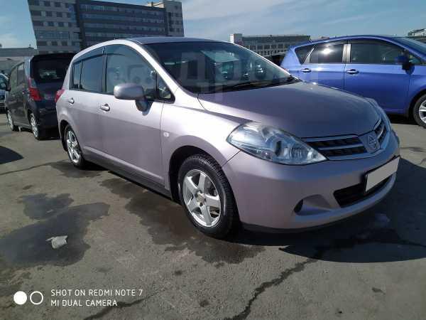 Nissan Tiida, 2009 год, 388 000 руб.