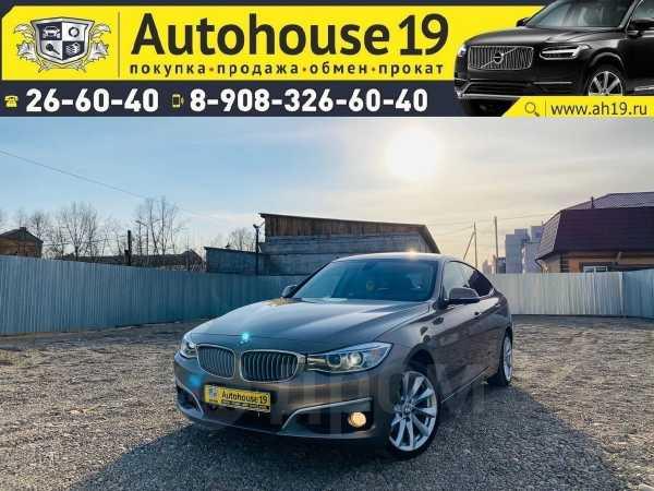 BMW 3-Series Gran Turismo, 2013 год, 1 099 000 руб.