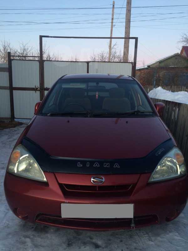 Suzuki Aerio, 2001 год, 154 999 руб.