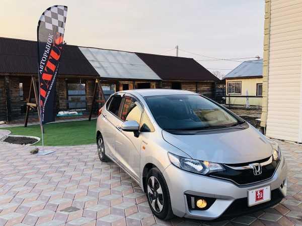 Honda Fit, 2016 год, 725 000 руб.