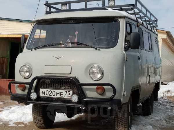 УАЗ Буханка, 1997 год, 240 000 руб.