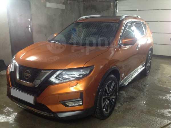 Nissan X-Trail, 2018 год, 1 925 000 руб.