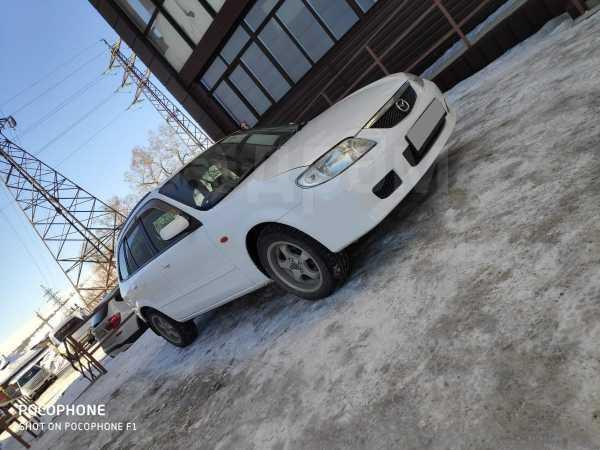 Mazda Familia S-Wagon, 2002 год, 222 000 руб.