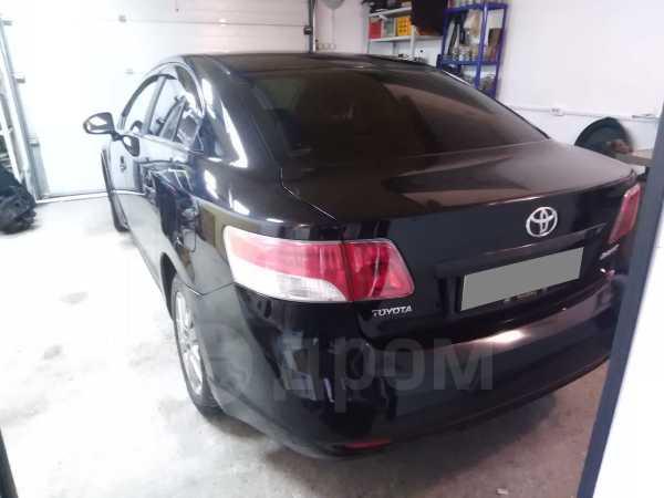 Toyota Avensis, 2009 год, 599 000 руб.