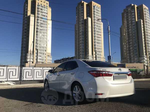 Toyota Corolla, 2015 год, 855 000 руб.