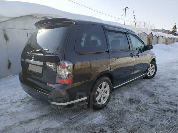 Mazda MPV, 2005 год, 469 000 руб.