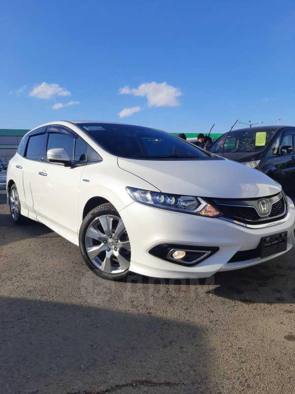 Honda Jade, 2016 год, 1 070 000 руб.