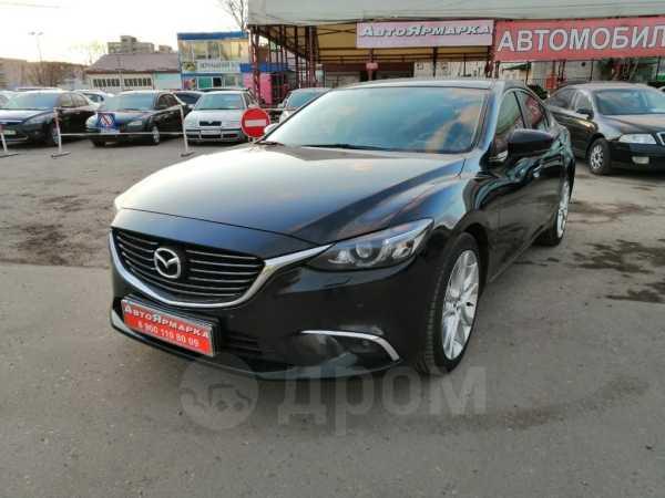Mazda Mazda6, 2017 год, 1 190 000 руб.