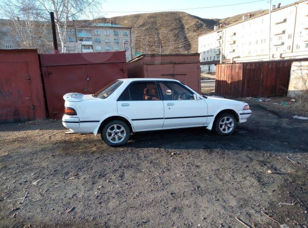 Toyota Carina, 1990 год, 140 000 руб.