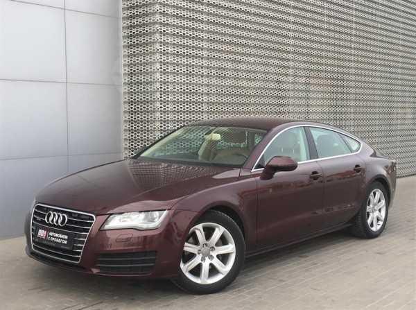 Audi A7, 2011 год, 1 037 000 руб.