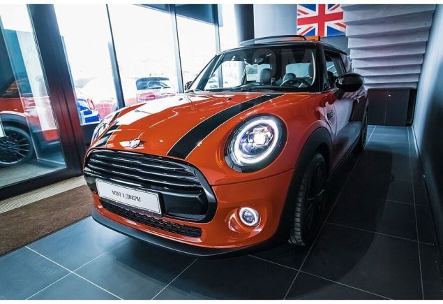 Mini Hatch, 2020 год, 2 110 900 руб.