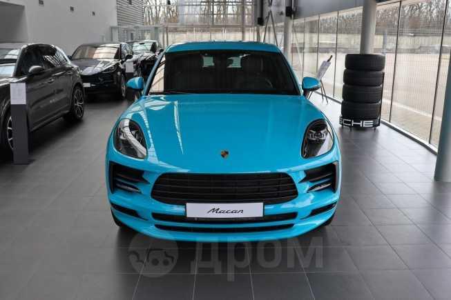 Porsche Macan, 2019 год, 4 265 340 руб.