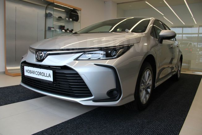 Toyota Corolla, 2020 год, 1 491 000 руб.