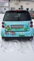 Smart Fortwo, 2009 год, 360 000 руб.