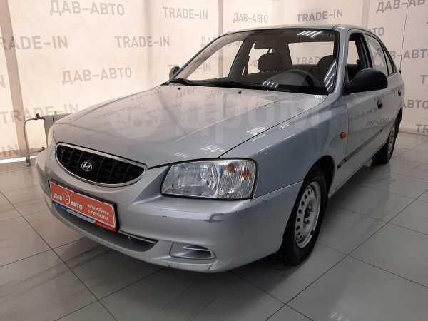 Hyundai Accent, 2005 год, 178 700 руб.
