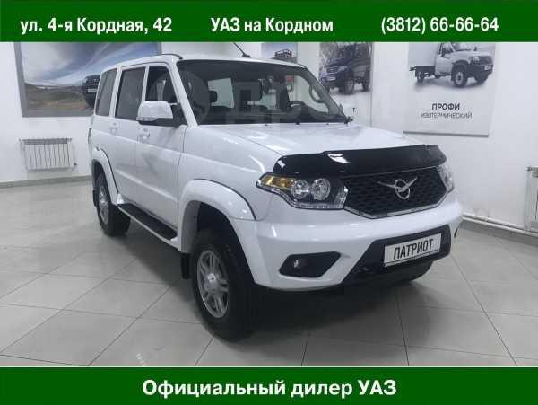 УАЗ Патриот, 2019 год, 1 075 900 руб.